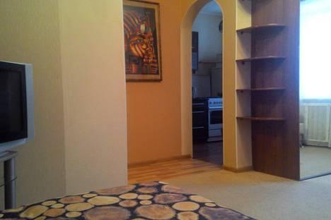 Сдается 1-комнатная квартира посуточнов Екатеринбурге, ул. Отто Шмидта, 74.