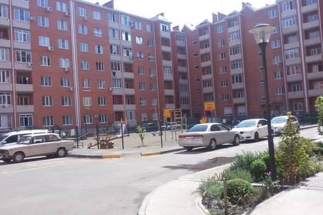 Сдается 1-комнатная квартира посуточно в Краснодаре, Целиноградская 4/2.