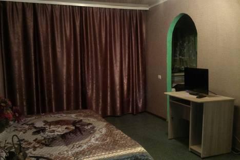 Сдается 1-комнатная квартира посуточнов Уфе, проспект Октября, 131/1.