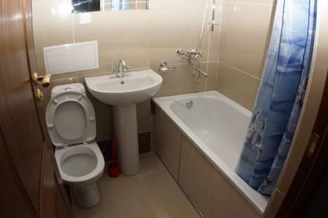 Сдается 1-комнатная квартира посуточно в Мончегорске, проспект Металлургов, дом 34.