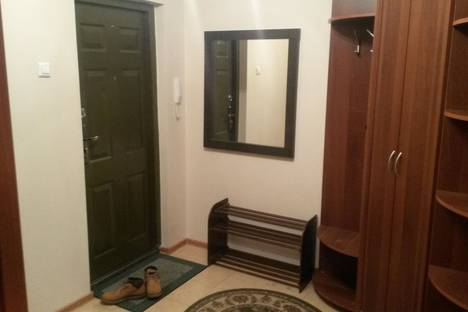 Сдается 1-комнатная квартира посуточнов Тюмени, ул. Чернышевского, 2 а.