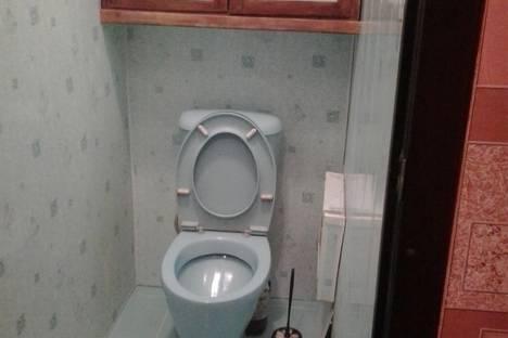 Сдается 1-комнатная квартира посуточно в Великом Устюге, Водников 19а.