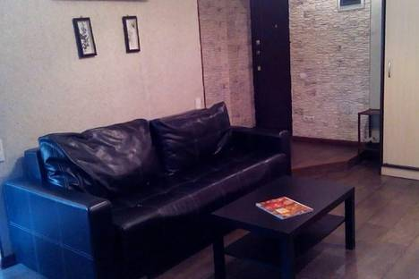 Сдается 3-комнатная квартира посуточно в Волгограде, ул. Козловская, 41а.