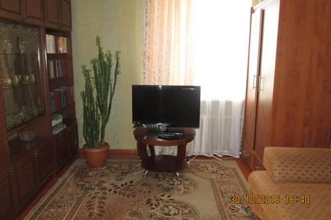 Сдается 1-комнатная квартира посуточно в Байкальске, Гагарина 20.