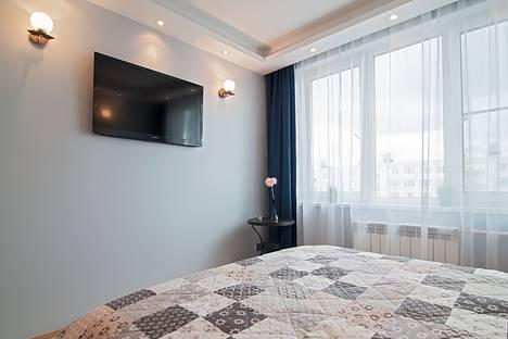Сдается 1-комнатная квартира посуточнов Санкт-Петербурге, Будапештская 9к1.