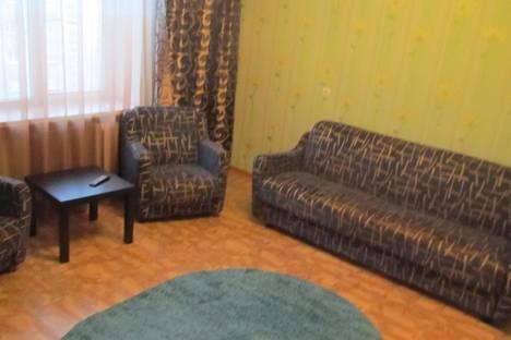 Сдается 2-комнатная квартира посуточно в Борисове, Батурина 103.