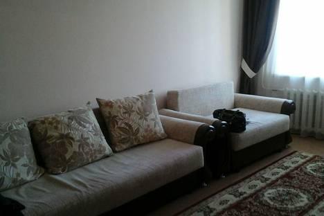 Сдается 1-комнатная квартира посуточно в Астане, Иманова 41.