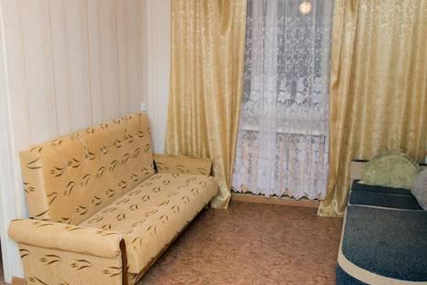 Сдается 1-комнатная квартира посуточно, ул. Труда 20.