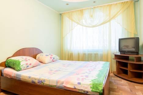 Сдается 1-комнатная квартира посуточно в Кургане, К. Маркса, 11.