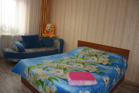 Сдается 1-комнатная квартира посуточно в Черногорске, ул. Калинина, 16.