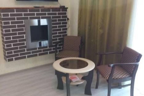 Сдается 3-комнатная квартира посуточно в Ессентуках, ул. Луначарского, 24.