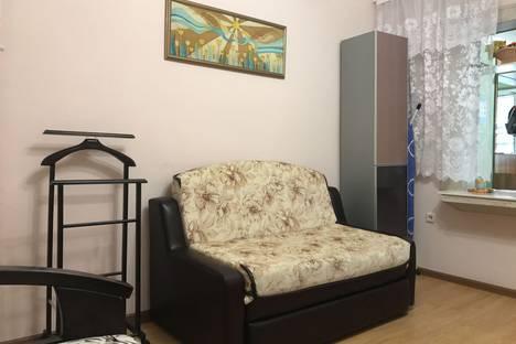 Сдается 1-комнатная квартира посуточно в Кисловодске, ул. Красноармейская, 3.