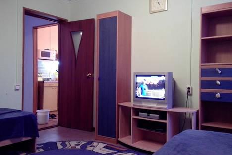 Сдается 2-комнатная квартира посуточнов Ивделе, ул. Маяковского, 22.