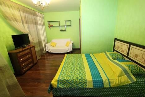 Сдается 1-комнатная квартира посуточно в Красноярске, ул. Батурина, 30к4.