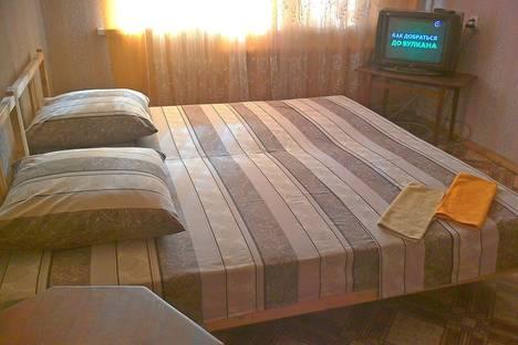 Сдается 2-комнатная квартира посуточнов Кстове, ул. Жуковского, 8.