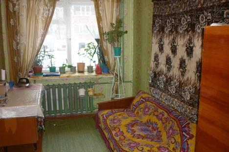 Сдается 3-комнатная квартира посуточно в Великом Устюге, ул. Неводчикова, 67.