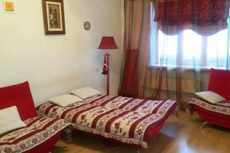 Сдается 1-комнатная квартира посуточнов Якутске, 202 микрорайон , 19.