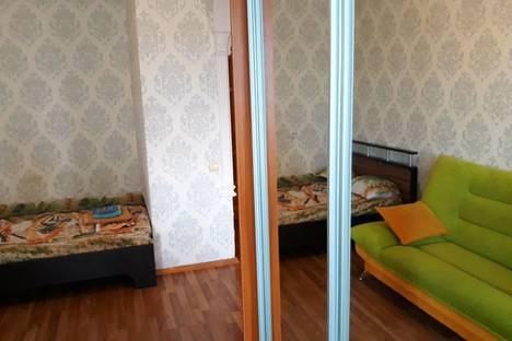 Сдается 1-комнатная квартира посуточно в Курске, улица Мирная, 2.