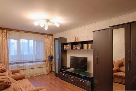 Сдается 1-комнатная квартира посуточнов Уфе, Киекбаева 6.