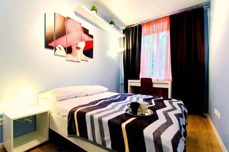Сдается 2-комнатная квартира посуточнов Москве, ул. 2-я Квесисская, 15.