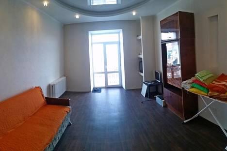 Сдается 1-комнатная квартира посуточнов Омске, ул. Герцена, 232/1.