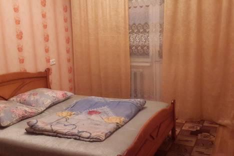 Сдается 3-комнатная квартира посуточнов Ульяновске, проспект Ленинского Комсомола 26.