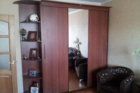 Сдается 1-комнатная квартира посуточнов Ульяновске, проспект Ульяновский 19.
