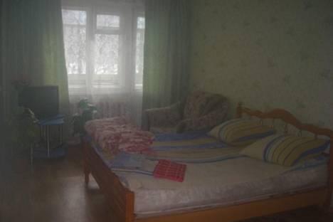 Сдается 1-комнатная квартира посуточнов Ульяновске, улица 40 Лет победы 10.