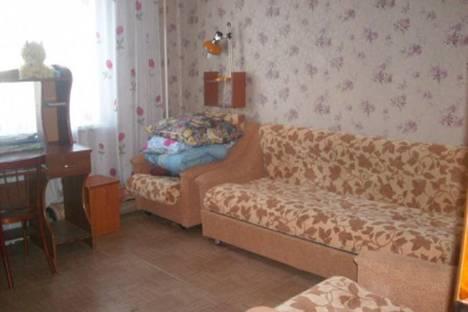 Сдается 2-комнатная квартира посуточно в Ульяновске, улица Карбышева 47.