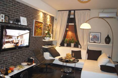 Сдается 2-комнатная квартира посуточнов Пушкино, Рижский проезд, 11.