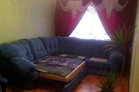 Сдается 2-комнатная квартира посуточнов Великом Устюге, ул. Гледенская, 24б.