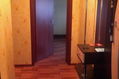 Сдается 2-комнатная квартира посуточно в Великом Устюге, ул. Гледенская, 24б.
