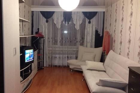 Сдается 1-комнатная квартира посуточнов Вологде, Ярославская, 31б.
