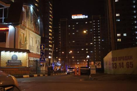 Сдается 1-комнатная квартира посуточнов Воронеже, ул. Челюскинцев, 101в.