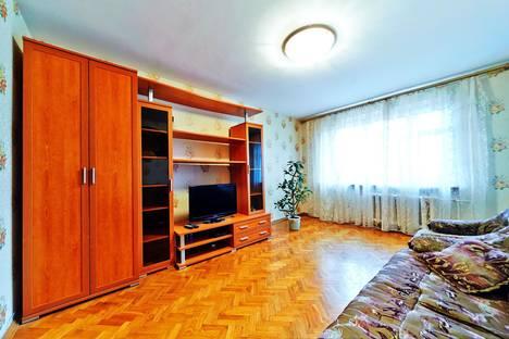 Сдается 2-комнатная квартира посуточно в Смоленске, проспект Гагарина, 48А.