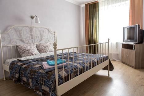Сдается 1-комнатная квартира посуточно в Краснодаре, ул. им 40-летия Победы, 131.