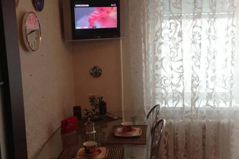 Сдается 1-комнатная квартира посуточнов Уфе, ул. Менделеева, 229.