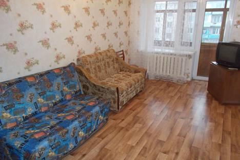 Сдается 1-комнатная квартира посуточно в Кольчугино, 50 лет СССР 8.