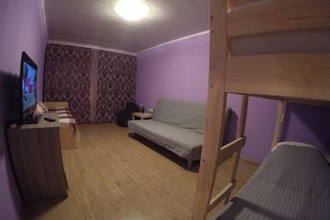 Сдается 1-комнатная квартира посуточно в Кировске, Юбилейная, 4.