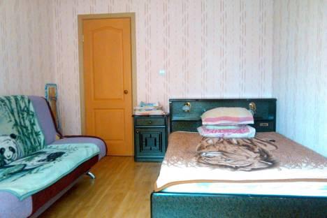 Сдается 1-комнатная квартира посуточнов Биробиджане, ул. Саперная, 28.