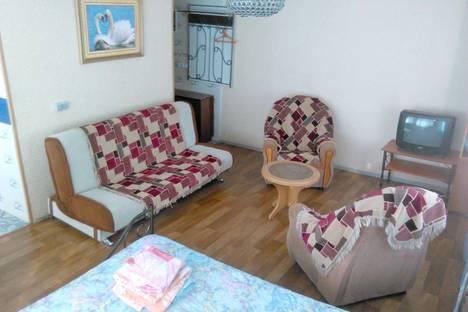 Сдается 1-комнатная квартира посуточно в Биробиджане, ул. Чапаева, 18.
