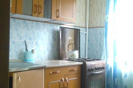 Сдается 1-комнатная квартира посуточнов Биробиджане, ул. Чапаева, 21.
