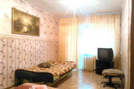 Сдается 1-комнатная квартира посуточнов Биробиджане, ул. Пушкина, 8.