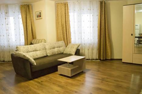 Сдается 2-комнатная квартира посуточнов Перми, бульвар Гагарина, 65а, 15 этаж.
