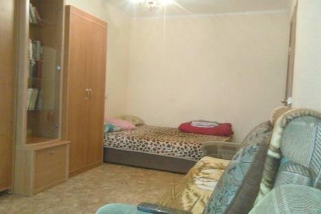 Сдается 1-комнатная квартира посуточнов Биробиджане, ул. Комсомольская, 15.