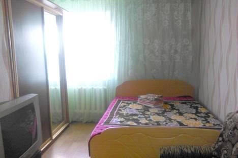 Сдается 3-комнатная квартира посуточнов Биробиджане, ул. Шолом-Алейхема, 69.