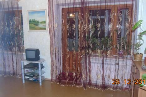 Сдается 2-комнатная квартира посуточно в Рязани, 2-я Железнодорожная ул., 30.