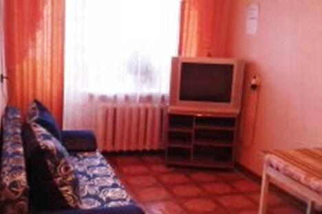 Сдается 1-комнатная квартира посуточнов Сатке, ул. Пролетарская, 57.