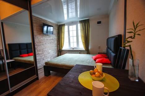 Сдается 1-комнатная квартира посуточнов Истре, ул. Ленина, 33.