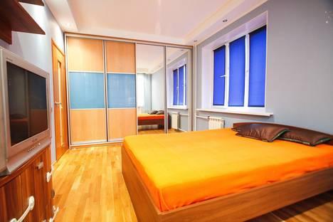 Сдается 2-комнатная квартира посуточно в Химках, Овражная 17.